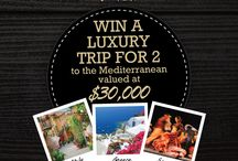 WIN A HOLIDAY! WOOP