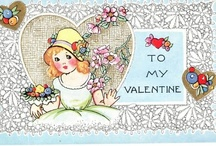 Happy Valentines / Show them that you Do care... / by Mary Beth Elliott