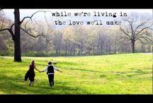 I Think It's Love... / by Olivia Craig