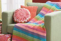 Rayures tricoter
