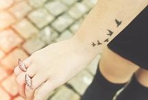 Tattoos & piercings  / by Candice Schoenherr