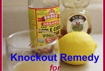 The doctor is out / Home remedies