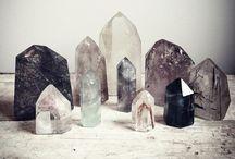 Cristaux & autres pierres
