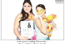 Wedding Photo Booth and Party Photo Entertainment by Hush