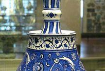Küpler vazolar