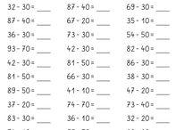 Matek gyakorlás 2. osztály
