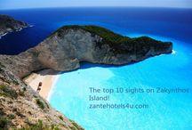 Top 10 Zakynthos Sights EN