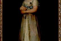 Regency. Cuadros / by Elizabeth Montgomery