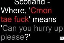 Scottish banter