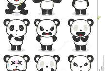 Pandas Cam♡