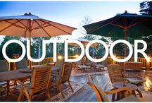 Outdoor Living Spaces / The best outdoor living spots in Steamboat Springs, CO.