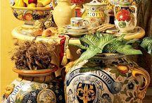 Ceramic , Italian