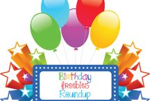 Birthday Freebies / Celebrate your birthday with this HUGE list of freebies!