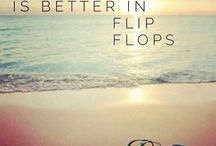#Plug the Flip Flops# / by wendy gadd