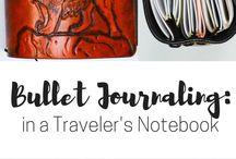 Ar journal: bullet dailly journal