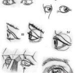 portret / ogen