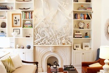 Bookcases / by Jamie Meares