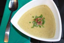 Soups / Snuggle up on a cold day with a warm bowl of soup.  All recipes and photographs on this website are our original work unless otherwise noted