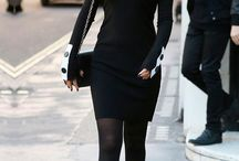 vestido + meia calça