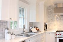 New Kitchen / by Cathy Stott