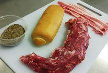 Filetto in Crosta / Scopri come comporre e cucinare il fantastico Filetto in Crosta, un arrosto di carne di suino con patate e formaggio Inglese.