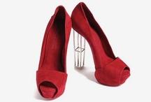 Zapatos De Fiesta / moda, zapatos, zapatillas, accesorios de moda, moda mujeres, tendencias 2015 / by Infinity Blogs