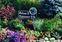 Banner Elk, NC / Banner Elk is a wonderful small hidden town worth seeing!