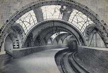 вокзалы, станции