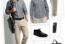 Men's Business Casual / by Albertus Magnus College Career Services