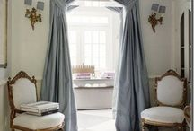 Curtains,  design and making