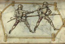 fencing/fechten