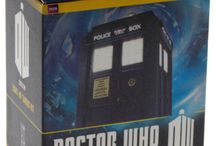 Doctor Who / Cool collectibles Doctor Who Mega Mini Kits
