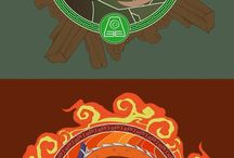 Avatar:The last airbender & Legend of Korra