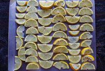 Como usar limones