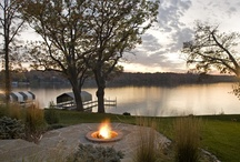 Lake house ideas / by Brittany Barber Jordan