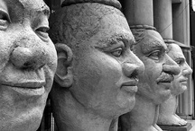 Sculpted HEADS