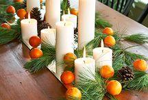 Vánoční dekorace / ..