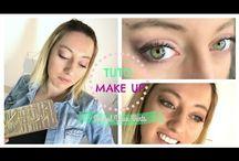 Conseils beauté / Maquillage des yeux vert