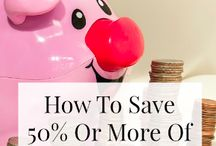 Money Matters / Tips and tricks on how to save your penny.