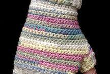 Crochet Gloves / by Jeannette Coffey