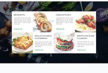 Catering Website