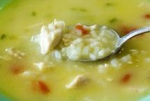Soups / by Joan George