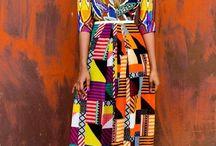 African inspir