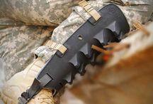 Military armour
