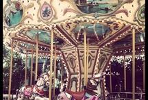 Carousels & Merry Go Rounds / by Carol Booker