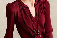 the Berry color / fashion, color, design, dress, outfit
