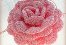 Flores(Flower crochet pattern