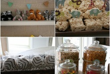 Baby shower ideas / by Melissa Leonard