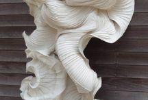 Rzeźba z papieru