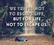 Travel Inspiration / Lose yourself in a world of travel.